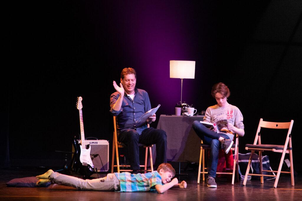 Auditie-oproep: jeugdige acteurs voor professionele theatervoorstellingen