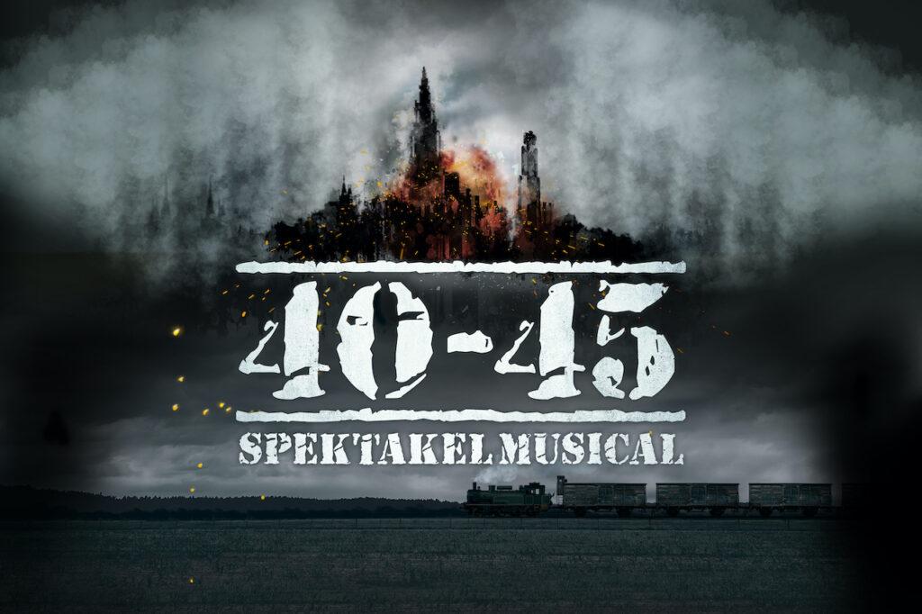 Spektakelmusical 40-45 komt naar Nederland