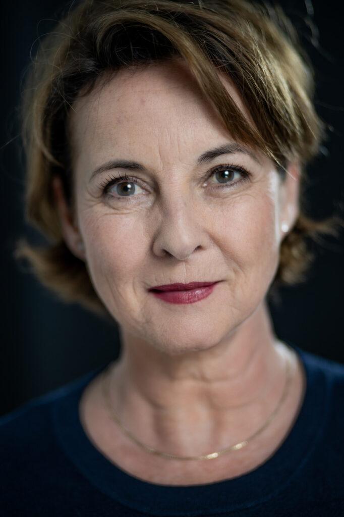 Anne-Mieke Ruyten speelt mevrouw Bongaerts in 'Dagboek van een Herdershond'