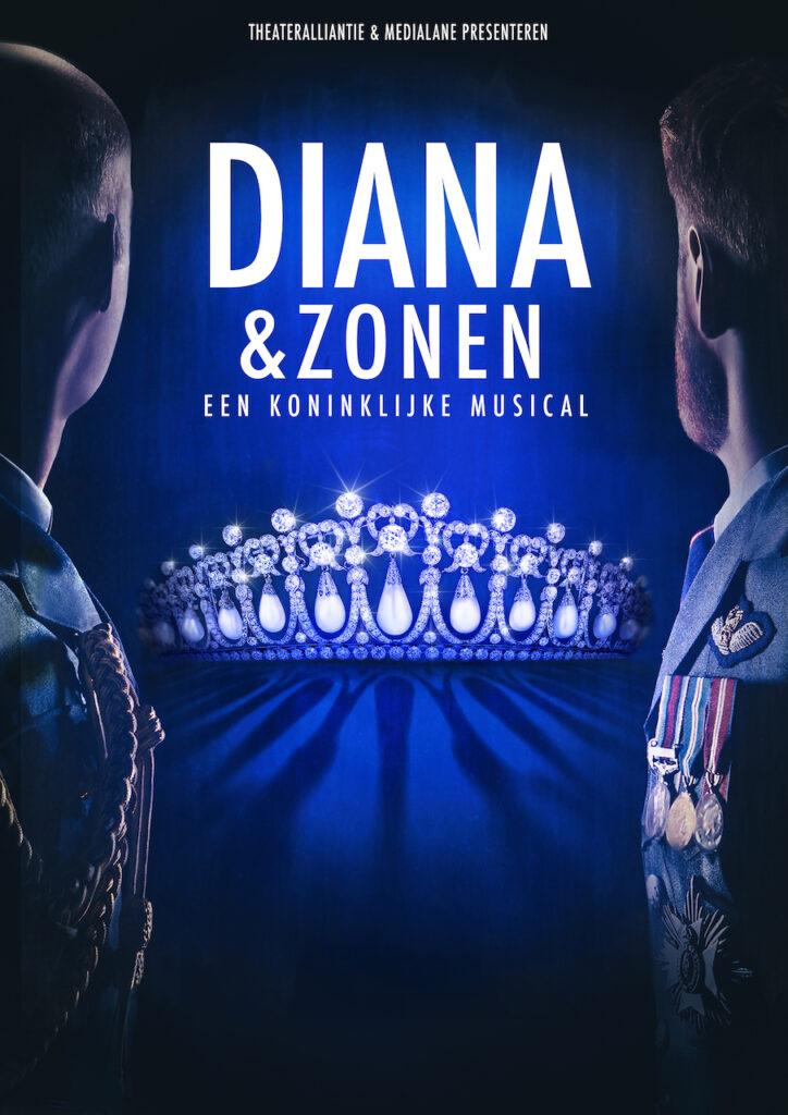 Topcast geeft 'Diana & Zonen' gouden randje