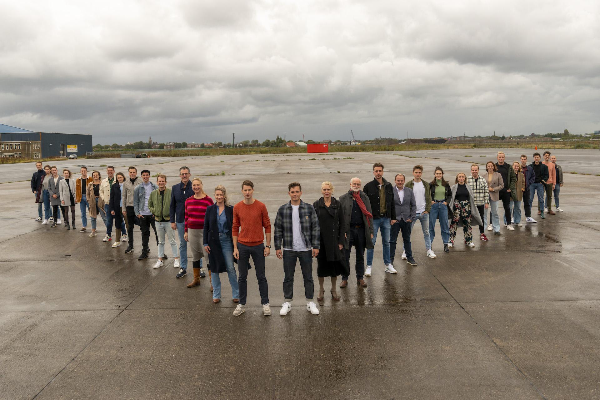 Vanaf 1 oktober nieuwe acteurs in cast 'Soldaat van Oranje - De Musical'