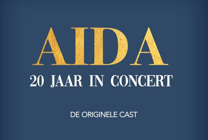 'Aïda 20 jaar in concert' met oorspronkelijke cast!