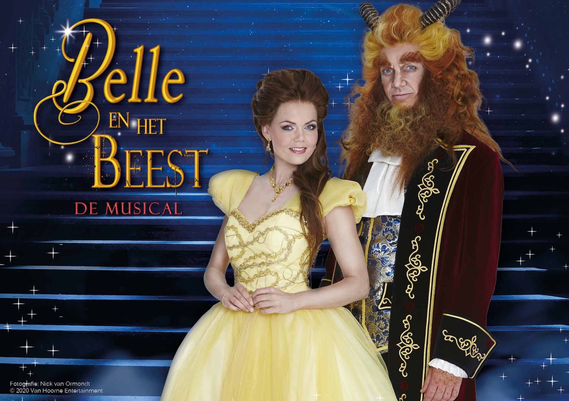 Na Corona eindelijk hervat: 'Belle en het Beest De Musical'