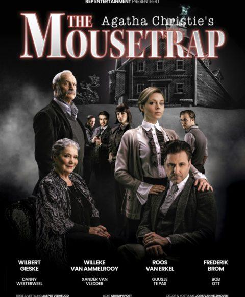 Xander van Vledder vervangt Han Oldigs in 'The Mousetrap'