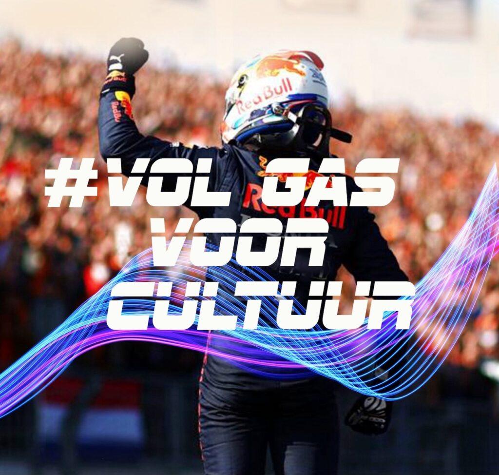 Cultuur en creatieve sector komt in actie: Vol gas voor cultuur!
