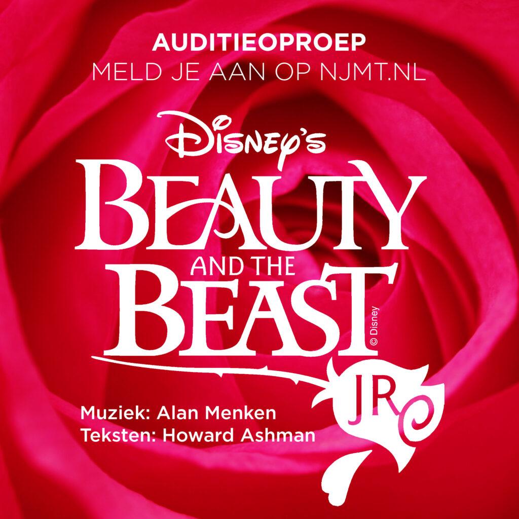 'Nationaal Jeugd Musical Theater brengt Disney's 'Beauty and the Beast Jr.'