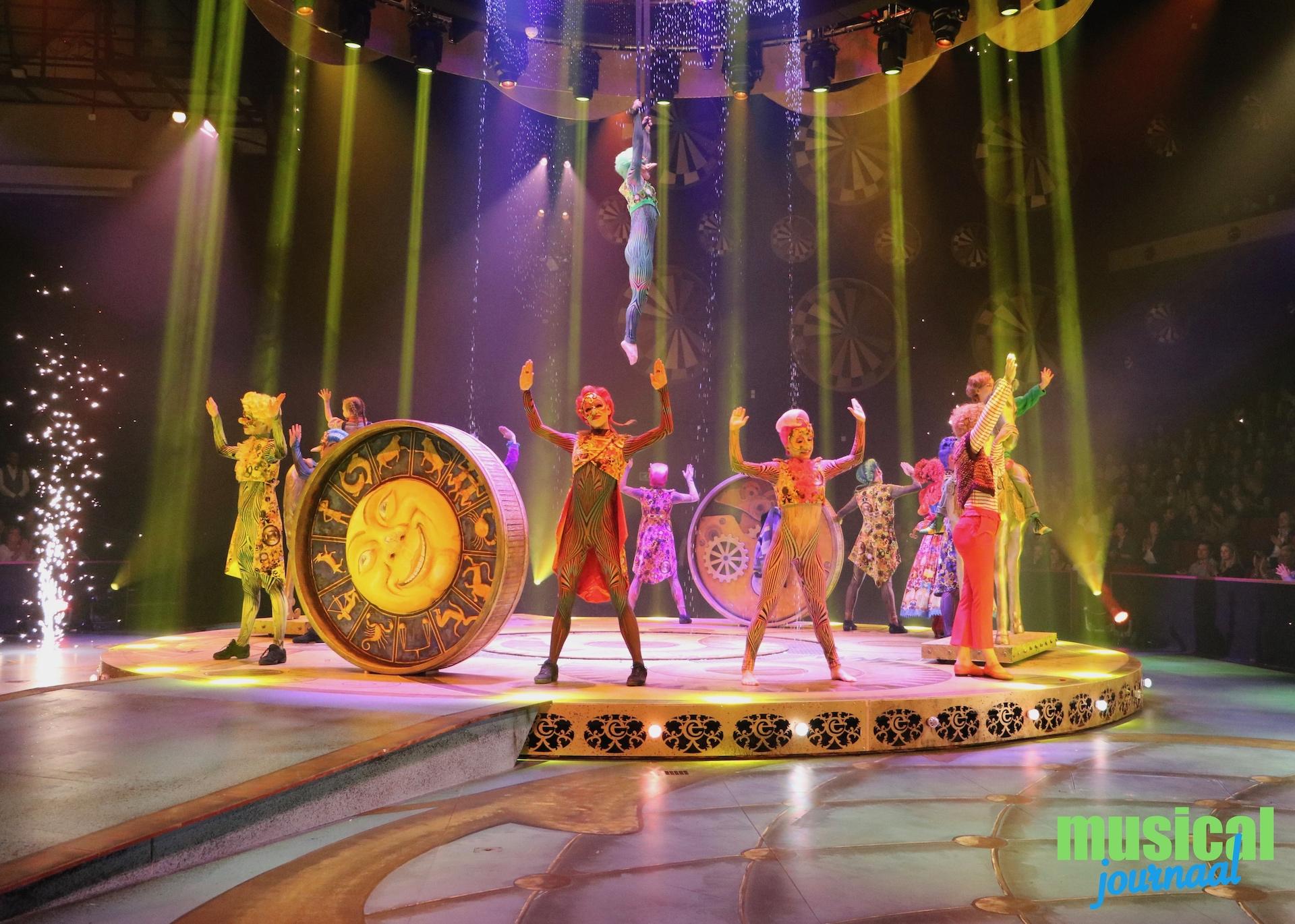 Efteling-theatershow Caro: magisch spektakel