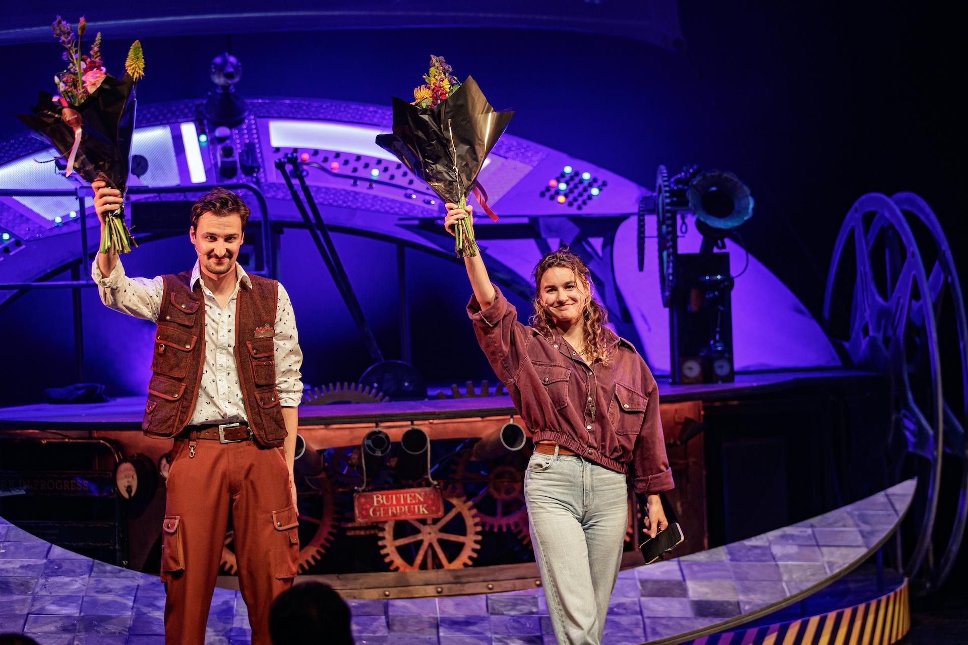 Nieuwe Efteling-theatershow beleeft première in Eindhoven